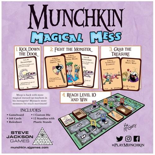 Munchkin - Magical Mess-2