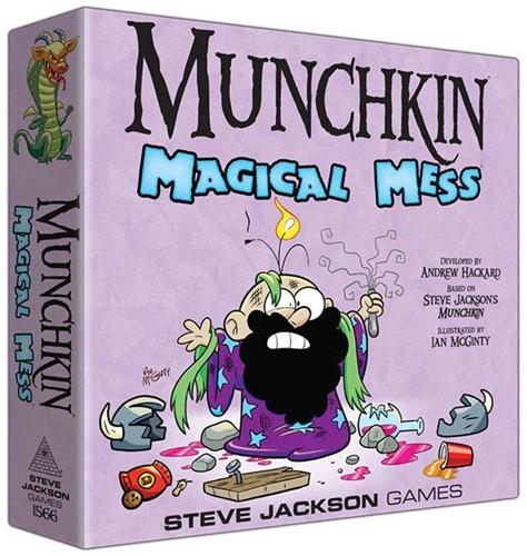 Munchkin - Magical Mess