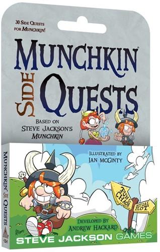 Munchkin Side Quest