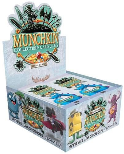Munchkin TCG Boosterbox