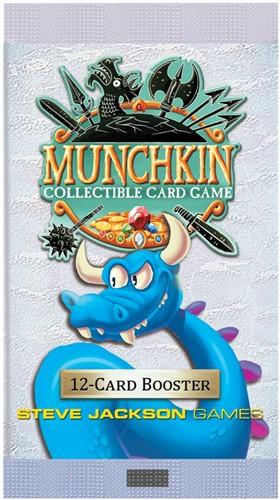 Munchkin TCG Boosterpack