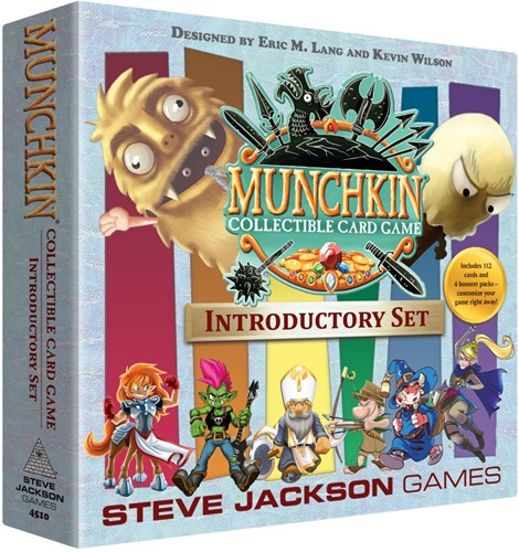Munchkin TCG  Introductory Set