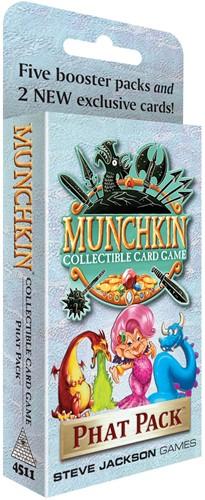 Munchkin CCG - Phat Pack