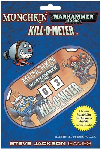 Munchkin - Warhammer 40k Kill-O-Meter