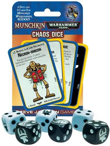 Munchkin - Warhammer 40k Chaos Dice