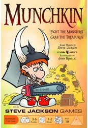 Munchkin - Foil Edition