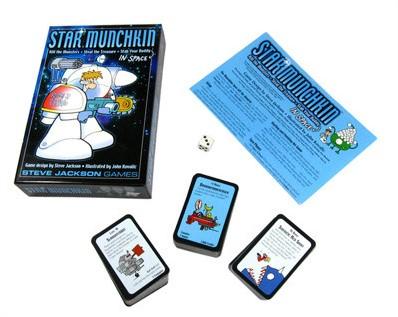 Star Munchkin (Doos beschadigd)-2