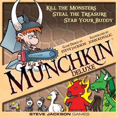 Munchkin Deluxe (Open geweest)