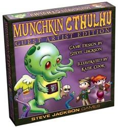 Munchkin - Cthulhu Guest Artist Edition
