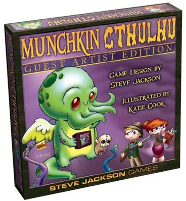 Munchkin - Cthulhu Guest Artist Edition-1