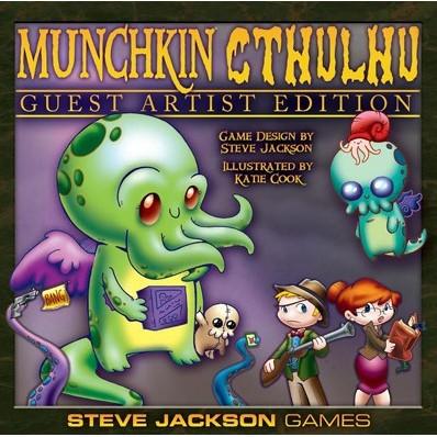 Munchkin - Cthulhu Guest Artist Edition-2