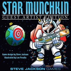 Star Munchkin Guest Artist Edition