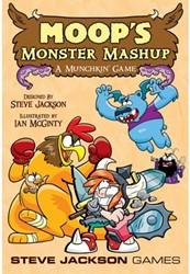 Moop's Monster Mashup - a Munchkin Game
