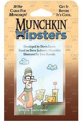 Munchkin Hipsters Booster Pack
