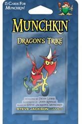 Munchkin Dragon's Trike Boosterpack