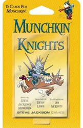 Munchkin Knights Boosterpack