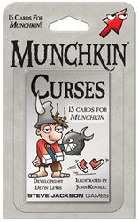 Munchkin - Curses Boosterpack