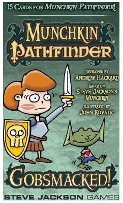 Munchkin Pathfinder Gobsmacked! Boosterpack