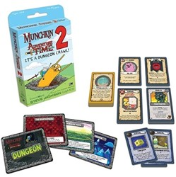 Munchkin Adventure Time 2 It's a Dungeon Crawl