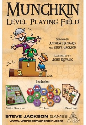 Munchkin Level Playing Field-1