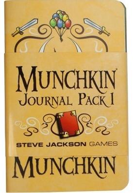 Munchkin Journal Pack 1-1