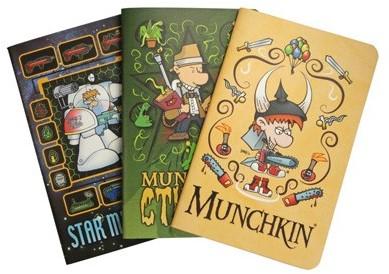 Munchkin Journal Pack 1-2