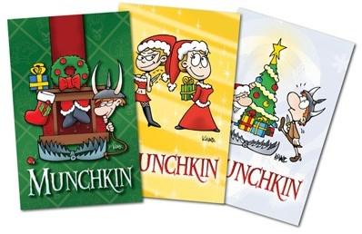 Munchkin Journal Pack 3-2