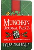 Munchkin Journal Pack 3