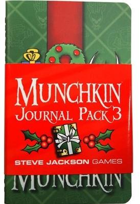 Munchkin Journal Pack 3-1