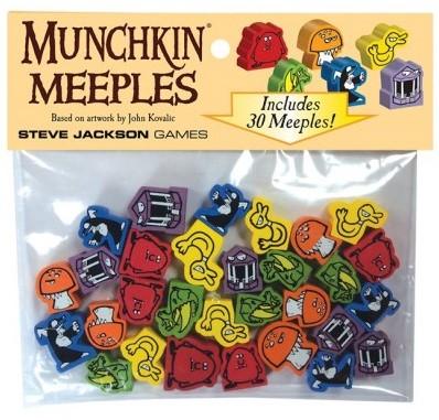 Munchkin Meeples