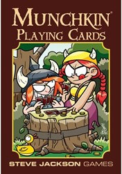 Speelkaarten - Munchkin