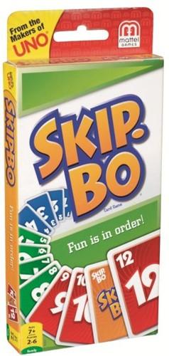 Skip Bo - Kaartspel