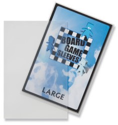 Sleeves Non Glare Board Game - Large (59x92 mm)-2