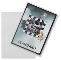Sleeves Non-Glare Board Game - Standaard (63x88 mm)-2