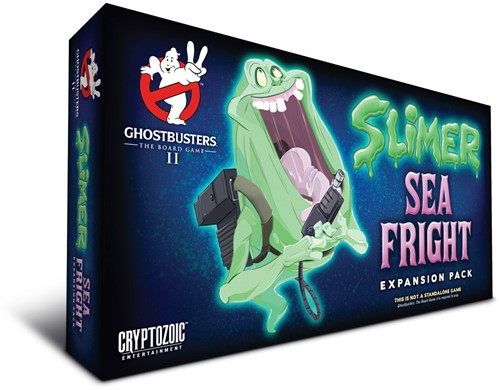 Ghostbusters II - Slimer Sea Fright