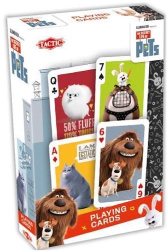 The Secret Life of Pets - Speelkaarten