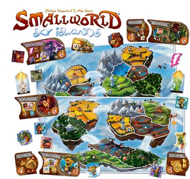 Small World - Sky Islands