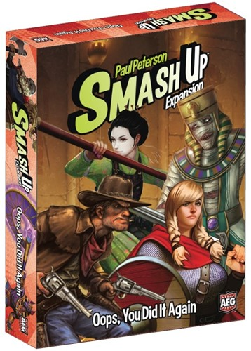 Smash Up - Oops, You Did it Again