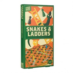 Snakes & Ladders - Wooden Games