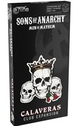 Sons of Anarchy Men of Mayhem - Calaveras Club Expansion