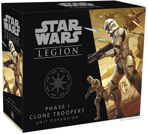 Star Wars Legion - Phase 1 Clone Troopers