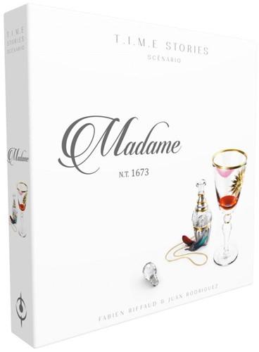 T.I.M.E Stories - Madame Expansion