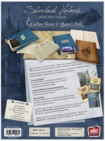 Sherlock Holmes - Carlton House & Queen's Park-2