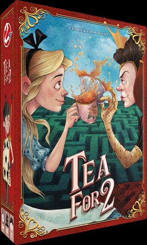 Tea For 2 - Kaartspel