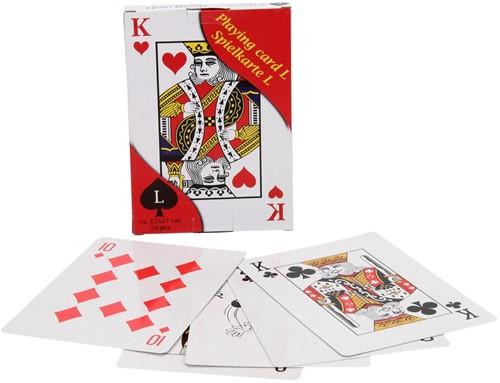 Speelkaarten Groot (12x17 cm)-1