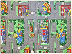 Speelkleed - City