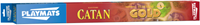 Speelmat Catan Basisspel - Scenario Gold-2
