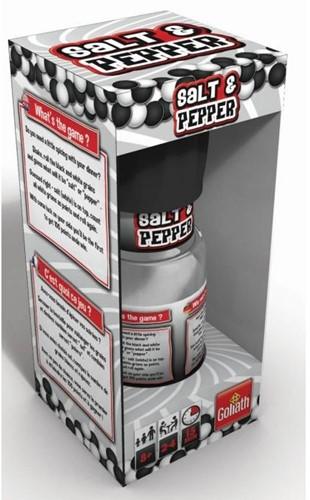 Spice it Up - Salt & Pepper
