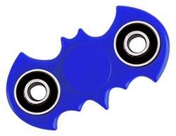 Fidget Spinner Batman - Blauw