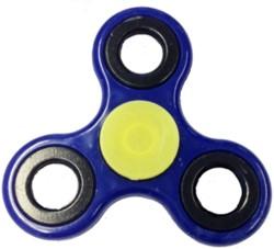 Fidget Spinner - Donkerblauw